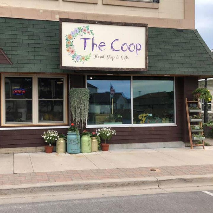 The Coop Floral Shop